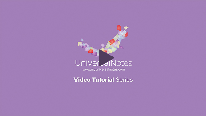 Video Tutorial Series